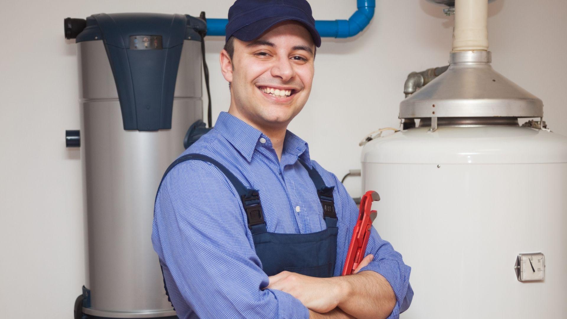 Plumbing repair